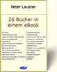 26 B�cher in einem eBook